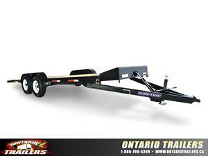 2016 Sure Trac  Tilt Bed Car Hauler 18 & 20 ft (7000- 9990 lb)