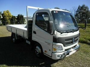 2015 Foton Aumark SWB White 5 Speed Manual Truck Yamanto Ipswich City Preview