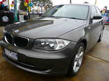 2008 BMW 120I E87 MY07 Grey 6 Speed Automatic Hatchback Dandenong Greater Dandenong Preview