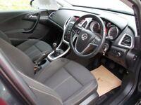 Vauxhall Astra 1.4 SRI (black) 2015