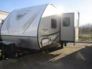 2017 26 FT COACHMEN RV FREEDOM EXPRESS 231RBDS TRAVEL TRAILER