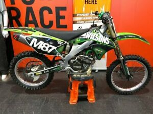 2008 Kawasaki KX250F Nerang Gold Coast West Preview