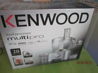Kenwood Food Processor, excellent condition