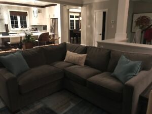 Beautiful High Quality Sectional Couches  -from Cocoon