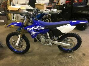 2018 Yamaha YZ125 2-stroke, just arrived, only 2 !