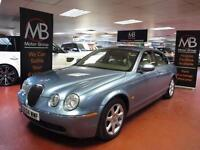 2004 JAGUAR S TYPE 2.7d V6 SE Auto Full Leather Heated Seats Diesel
