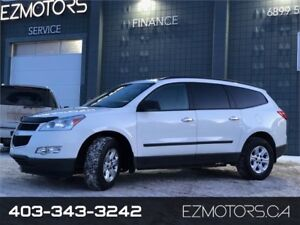 2012 Chevrolet Traverse LS|AWD|1 OWNER|LOW KMS!