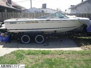Looking for a 21' project boat