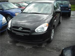 2010 HYUNDAI ACCENT HACHTBACK