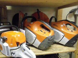 Tools, industrial, generators, pumps, winches, concrete, etc.