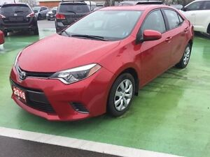 2016 Toyota Corolla LE - JUST ARRIVED!!