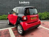 2017 smart fortwo coupe 1.0 Passion 2Dr Coupe Petrol Manual