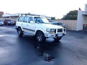 1992 Toyota Landcruiser White Manual Wagon Bunbury Bunbury Area Preview