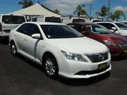 2013 Toyota Aurion GSV50R AT-X White 6 Speed Automatic Sedan South Nowra Nowra-Bomaderry Preview