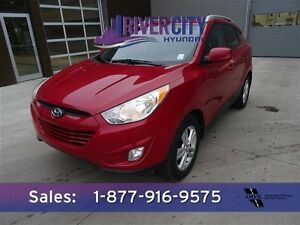 2013 Hyundai Tucson GLS Heated Seats,  Bluetooth,  A/C,