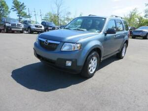 LOW MILEAGE! 99$ BI WEEKLY OAC! 2011 Mazda Tribute GX