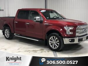 2017 Ford F-150 Lariat, Local, Certified, Chrome Pack, One Owner