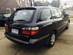 1999 Mazda 626 Classic 4 Speed Automatic Wagon