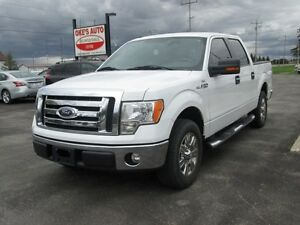 2009 Ford F-150 XL SuperCrew 6.5-ft. Bed 2WD