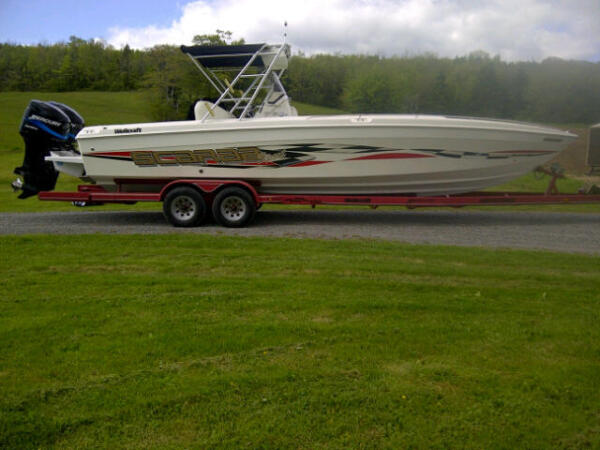 2002 Wellcraft Marine Corp Scarab 302 Sport ( 33 ft )
