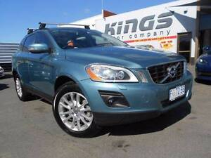 2009 Volvo XC60 4x4 low k's Wagon North Hobart Hobart City Preview