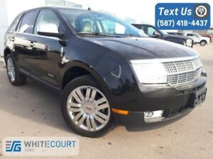 2010 Lincoln MKX LEATHER NAV SUNROOF HEAT/COOLED SEATS V6