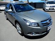 2009 Holden Cruze JG CDX Grey 6 Speed Sports Automatic Sedan Enfield Port Adelaide Area Preview