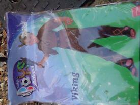 kids fancy dress costume viking mary skeleton just 5.00