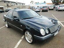 1996 Mercedes-Benz E230 W210 Elegance Blue 4 Speed Automatic Sedan Maidstone Maribyrnong Area Preview