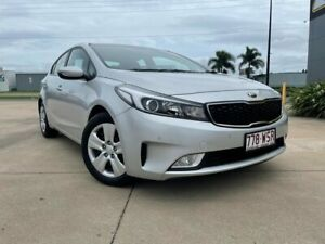 2016 Kia Cerato YD MY17 S Silver 6 Speed Sports Automatic Sedan Garbutt Townsville City Preview