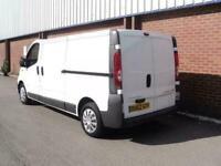 2012 Vauxhall Vivaro 2.0 CDTI [115PS] 2.9t Euro 5 LWB VAN (NO VAT) PANEL VAN Die