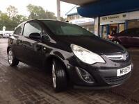 2011 Vauxhall Corsa 1.2 i 16v SXi 3dr