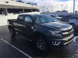 2017 Chevrolet Colorado 4WD Z71 long box DIESEL