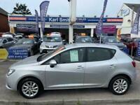 2013 SEAT Ibiza 1.2 TSI SE DSG 5DR SEMI AUTOMATIC Hatchback Petrol Automatic
