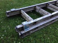 7M Aluminium Ladder