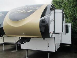 SUNDANCE XLT 295 BUNKHOUSE BY HEARTLAND-NEW MODEL-MUST SEE!