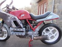 BMW K100 CAFE RACER PROJECT