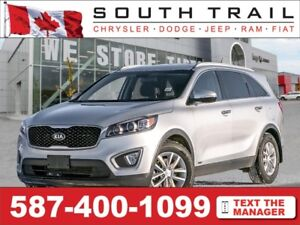 2016 Kia Sorento 2.4L LX*ASK FOR TONY FOR ADDITIONAL DISCOUNT*