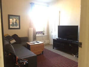 Glebe Apt. 1bed+ All utilities inc. laundry/parking Dec.1st