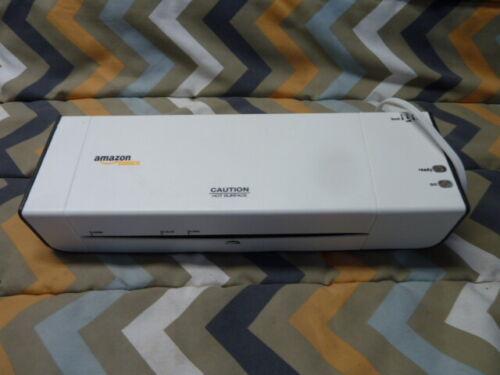 Amazon Basics Thermal Laminator 120 VAC 2.0 Amp
