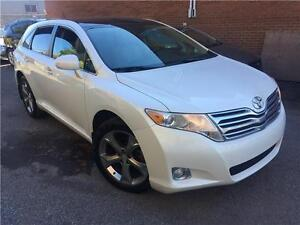 Toyota Venza 2009/MAGS/DEMARREUR/CAMERA/GPS/TOIT PANO !!
