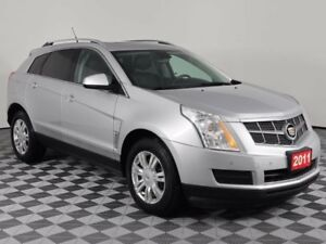 2011 Cadillac SRX Luxury Collection 4dr All-wheel Drive