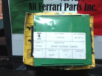 Ferrari Part 174762 POWER WINDOW LIFTING ELECTRONIC CONTROL UNIT, 456