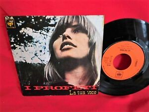I-PROFETI-La-tua-voce-45rpm-7-039-PS-1969-ITALY-MINT