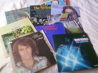 Various LP including Neil Diamond, Glen Campbell and others