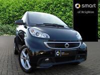 smart fortwo coupe PULSE CDI (black) 2013-05-22