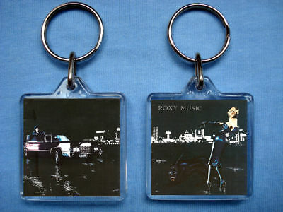 Roxy Music- For Your Pleasure  Keyring Bryan Ferry Eno