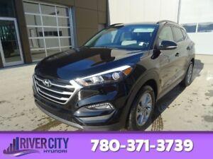 Manager Demo 2018 Hyundai Tucson AWD LUXURY was $36351 now $3028