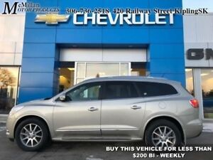 2013 Buick Enclave Leather  - Leather Seats -  Heated Seats