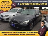 Look! Now You Can Finance With Zero Down - BMW 528i
